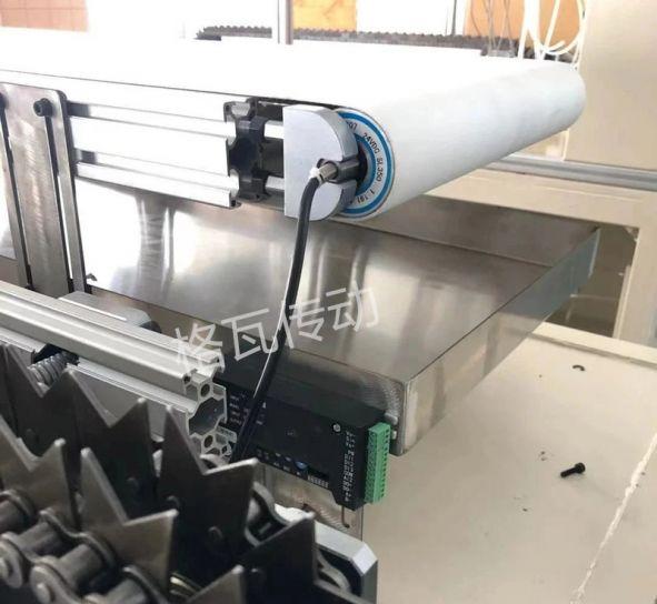 非标电动滚筒应用自动化设备