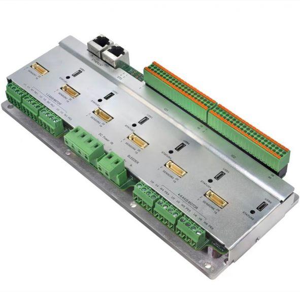 电动辊筒微型多轴伺服驱动器